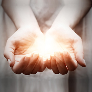 Energy Healing Meditation - Healing Hands